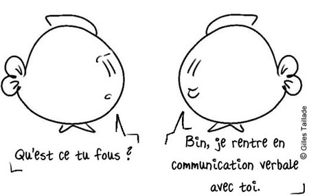 Humour humours - Poisson marrant ...